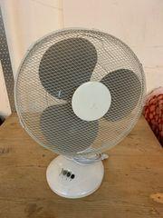 Verschenke Ventilator