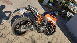 Bild 4 - KTM Duke 125 - Feldkirch