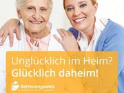 24h Pflege Betreuung Haushaltshilfe mit