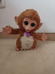 Furreal Affe mit Bewegung und