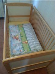 Kinderbett Florian mit Matratze