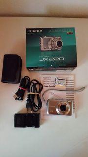 Digital Camera Fujii Finepix JX