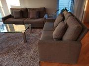 Sofa-Garnitur 2- und 3-Sitzer