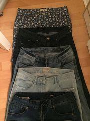 Modische Marken Jeans-Hosen in der