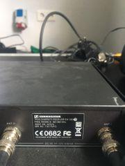 Funkmirofon Sennheiser e935 und Empfänger