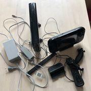 Wii U mit Spiel Super