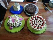 Ich backe Kuchen