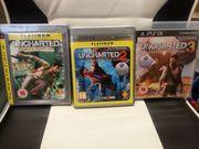 Uncharted Uncharted 2 Uncharted 3