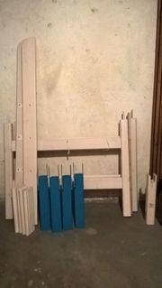 Flexa original Holz weiße Lasur