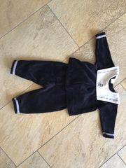 Anzug zweiteilig Baby Größe 74