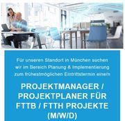 Projektmanager Projektplaner für FTTB H
