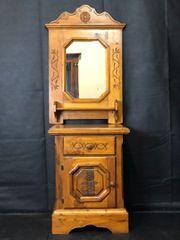 Antikstil Hochwertige Garderobe Spiegel