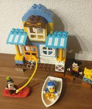 Mickys Strandhaus Lego Duplo