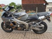 Kawasaki zx6r 1998 38000km TÜV
