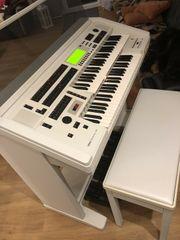 Yamaha Electone El 90 Weiß