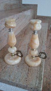 Kerzenständer Paar