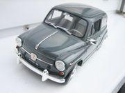 1 18 Modellauto --Fiat 600