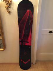 Snowboard zur Deko defekt