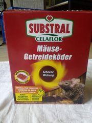 SUBSTRAL Celaflor Mäuse-Getreideköder