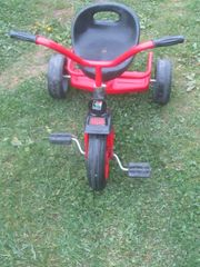 Kettler Dreirad Farbe rot