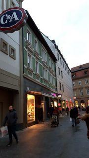 Top-Ladenfläche in der Bamberger Fussgängerzone