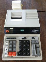 Rechenmaschine OLYMPIA CPD 2512