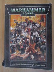 WARHAMMER 40 000 40k Regelbuch