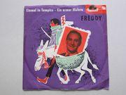 Schallplatte Freddy Quinn