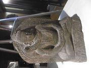 Hinduistischer Sonnengott aus Stein