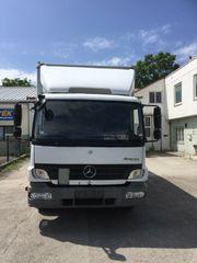 Mercedes - Benz LKW 12 To