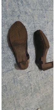 Ungewaschene High Heels zu verkaufen