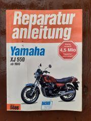 Reparaturanleitung für die Yamaha XJ