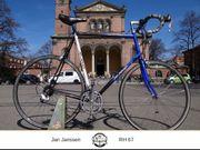 Jan Janssen Rennrad für sehr