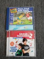 Zwei CDs TKKG und Greg