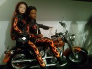 Harley Davidson Barbies