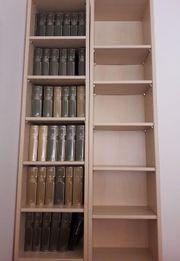 Büchersammlung für Liebhaber