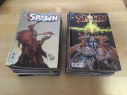 Spawn Todd McFarlane Comic-Sammlung deutsch -