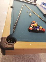 Billiardtisch zu verkaufen