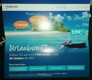 600 Euro Urlaubsgutschein