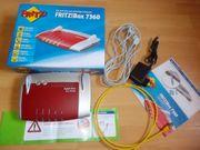 AVM Fritz Box VDSL ADSL