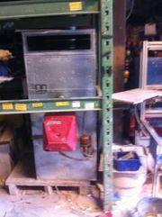 Warmlufterzeuger Hallenheizung Werkstatt Heizung