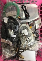 Verschiedene Elektrokabel