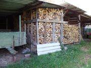 Brennholz Buche und Eiche 1SRM