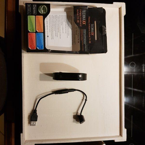Technaxx - Fitnessarmband TX38 Bluetooth