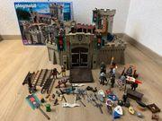 Playmobil Raubritterburg 4866 mit viel