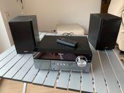 Micro HI-FI Stereoanlage Sony CTM-MX550i