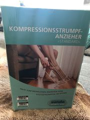 Kompressions Strumpf Anzieher