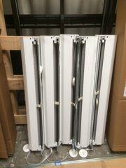 5 Stück neue REFLEXA Vorbaurollladen