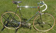 Vintage Alvin DRYSDALE Rennstrecke Fahrrad