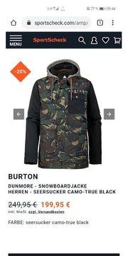 Burton Snowboardjacke